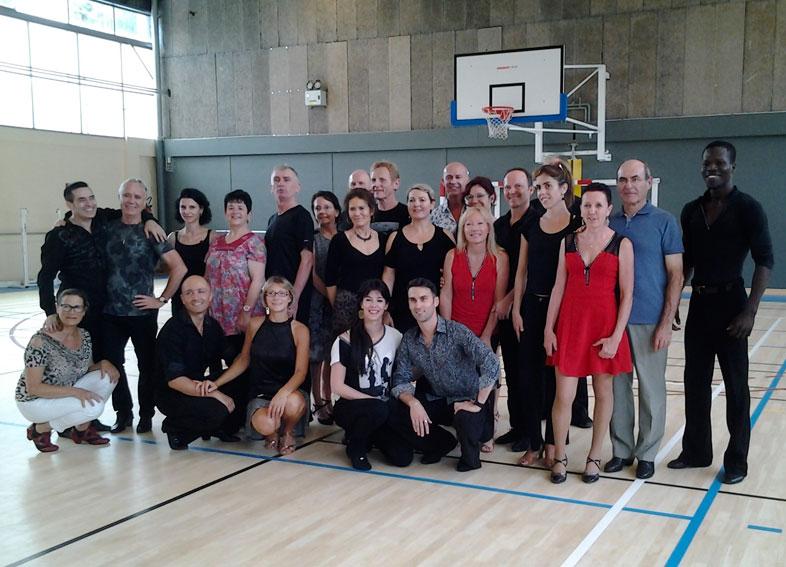 stage danse latine 2016